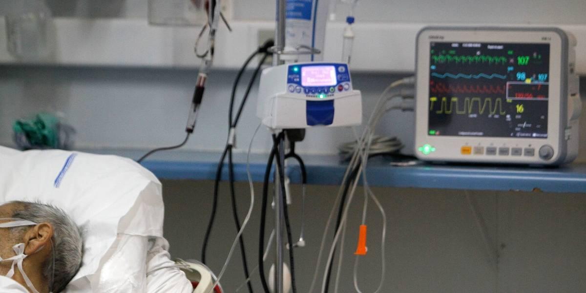 Malas noticias: cifra de contagios de coronavirus en Chile llega a su nivel más alto desde julio