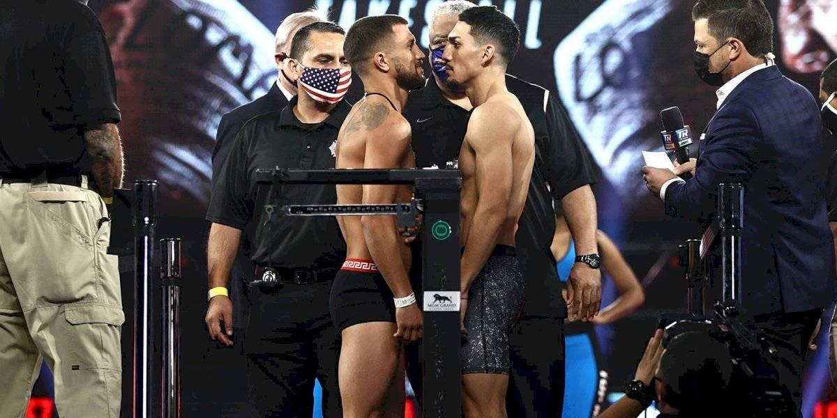 Vasyl Lomachenko vs Teófimo López, ¿Cuándo y dónde ver la pelea?