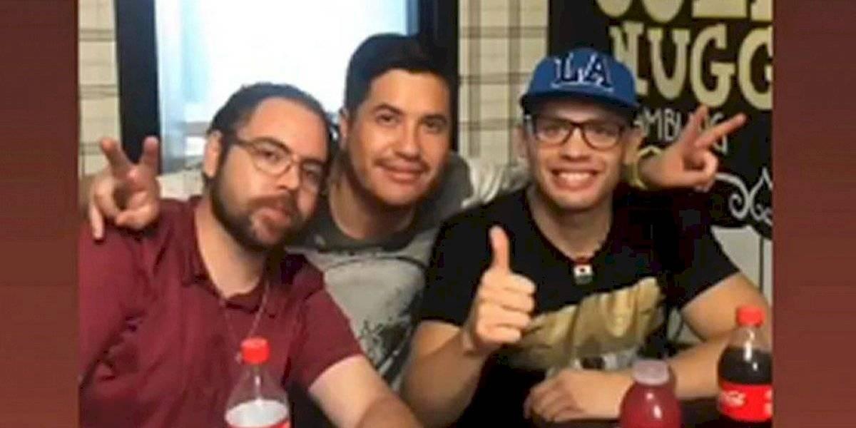 VIDEO: Aficionado borracho en estadio de Tomateros es amigo de Julio César Chávez Jr.