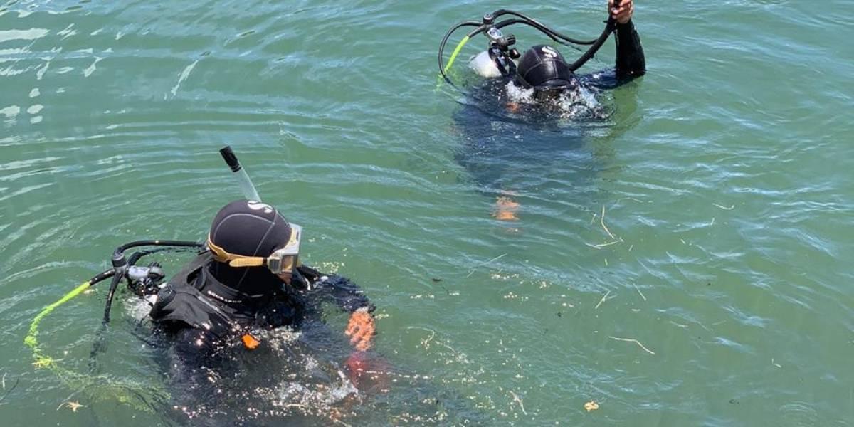 Policía Nacional recupera cuerpo sin vida de un hombre en el reservorio de agua de los Ilinizas