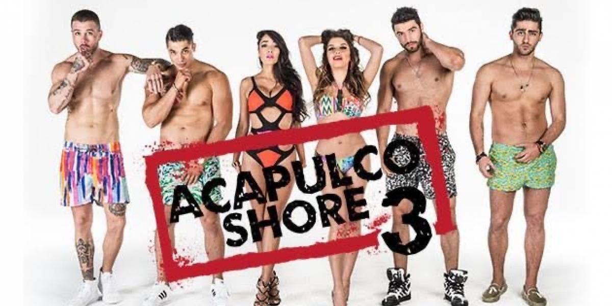 """Así de vergonzoso fue el casting de las estrellas de """"Acapulco Shore"""""""