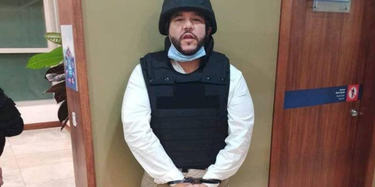 Jacobo Bucaram ya está en la cárcel de Quito, fue trasladado durante la madrugada