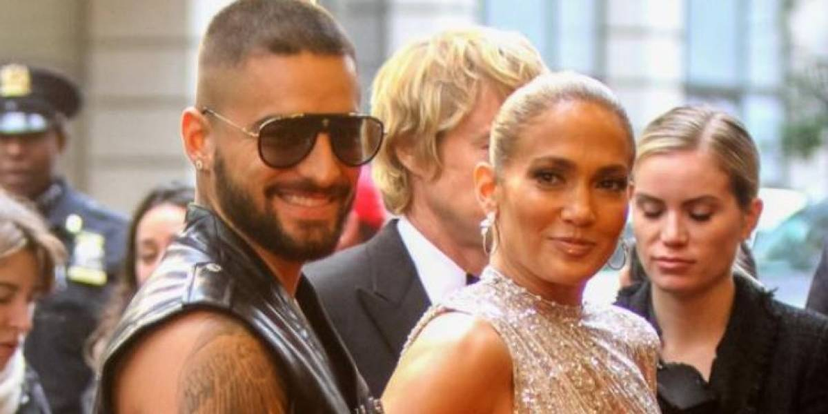 Jennifer López y Maluma posaron para la revista Billboard derrochando sensualidad