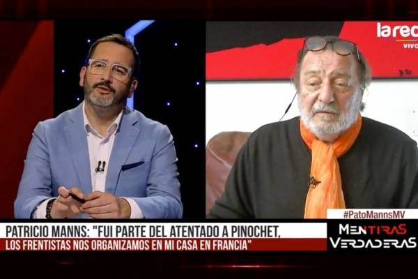 """Patricio Manns: """"Participé en el atentado del Cajón del Maipo contra Pinochet"""""""