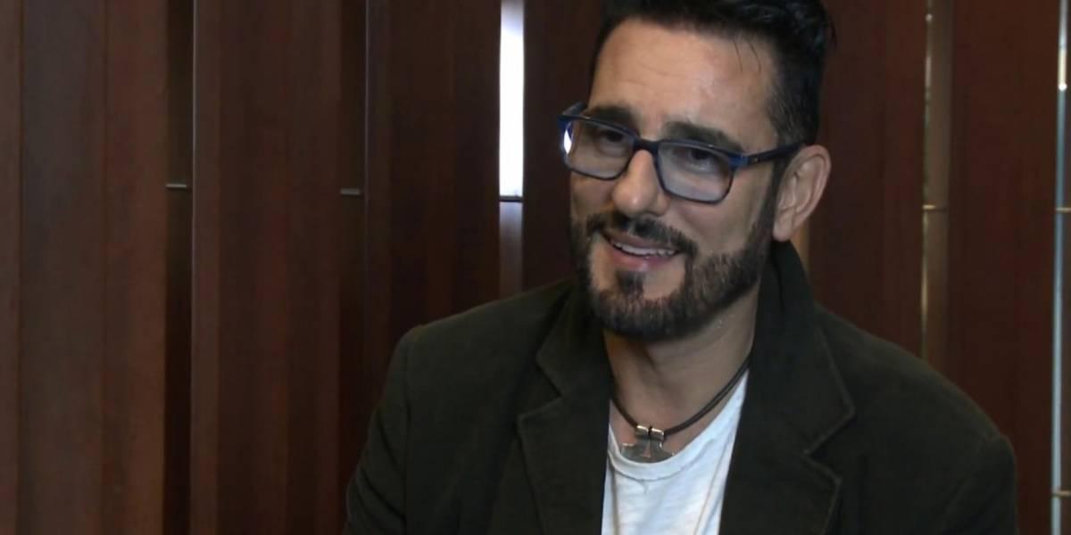 Miguel Varoni explicó de dónde salió su nombre artístico