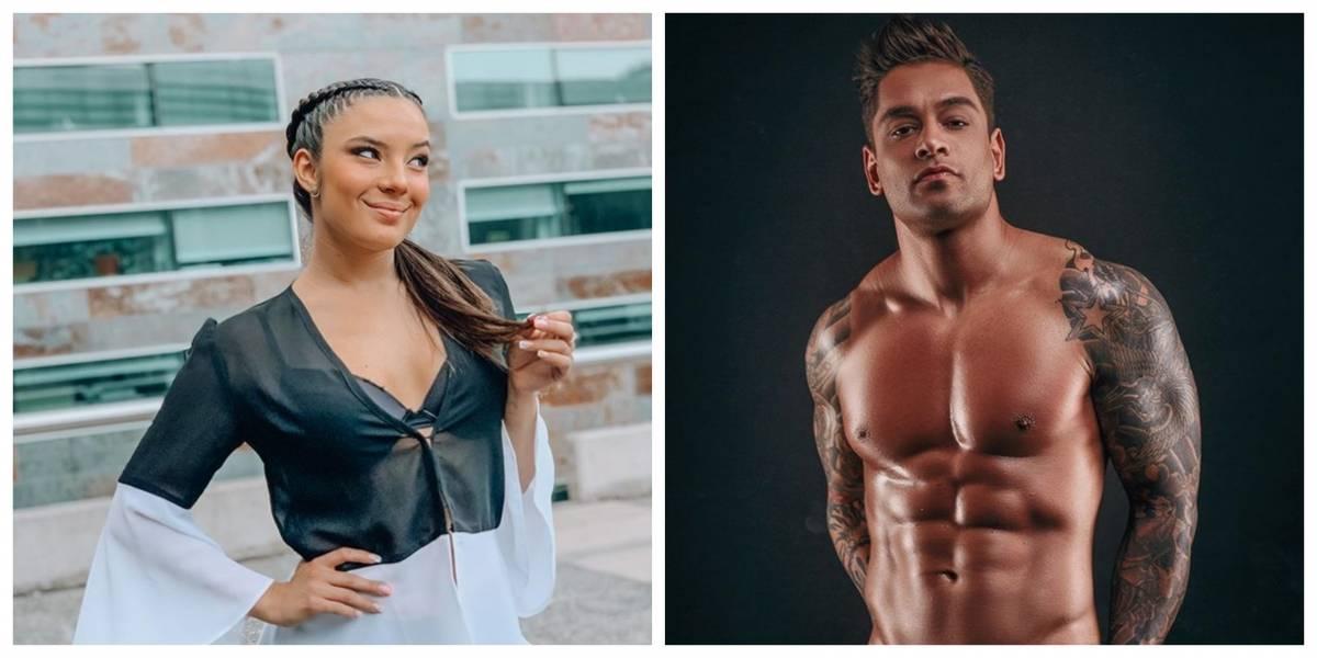 Thiago Cunha y Chantal Gayoso confirman su relación con video en Tik Tok