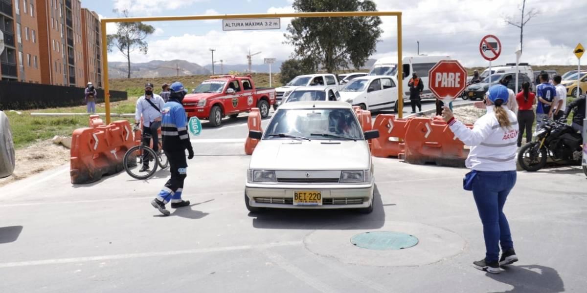 La vía alterna que permitirá salir de Soacha a Bogotá en 20 minutos