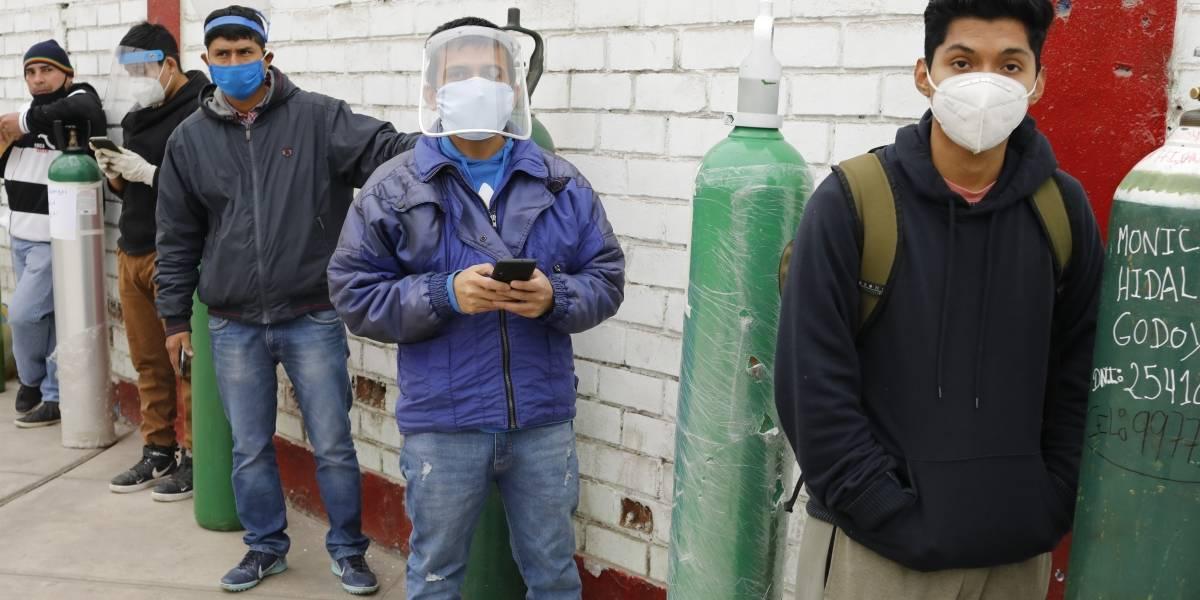 Coronavirus.- Perú registra menos de 1.000 positivos y 71 muertes por coronavirus en las últimas 24 horas