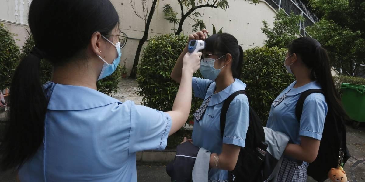 Coronavirus.- China registra 13 casos importados de coronavirus y ninguno de transmisión local