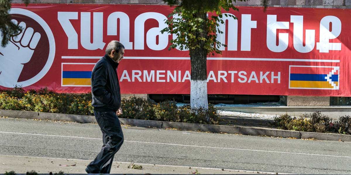 Armenia/Azerbaiyán.- Turquía acusa a Armenia de cometer crímenes de guerra en Azerbaiyán mientras la UE pide contención