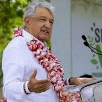 """""""Limpia"""" en Sedena hasta que se demuestren acusaciones contra Cienfuegos: AMLO"""