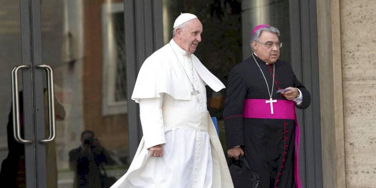 Detectan caso de Covid-19 en residencia del Papa Francisco