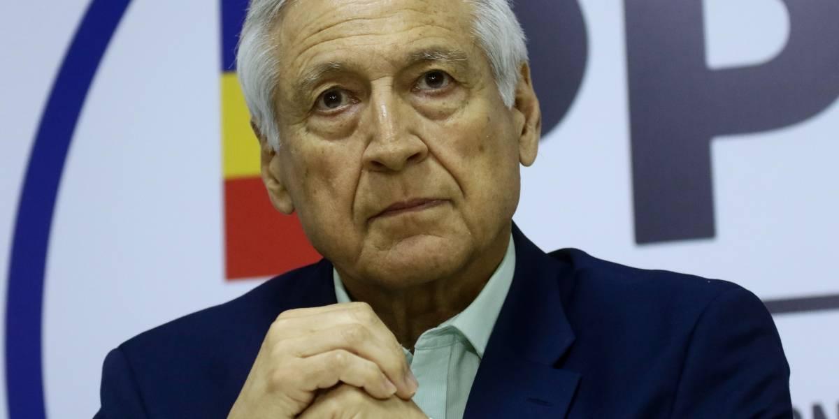 """Discurso presidencial por el estallido social: Heraldo Muñoz pidió que ojalá el Presidente pueda """"guardar silencio en una ocasión como esta"""""""