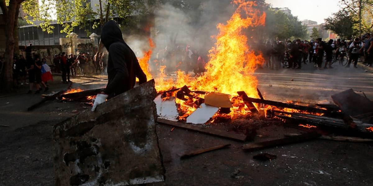 Un año del estallido social: la Fiscalía Nacional formalizó a más de cinco mil personas entre civiles y agentes del Estado
