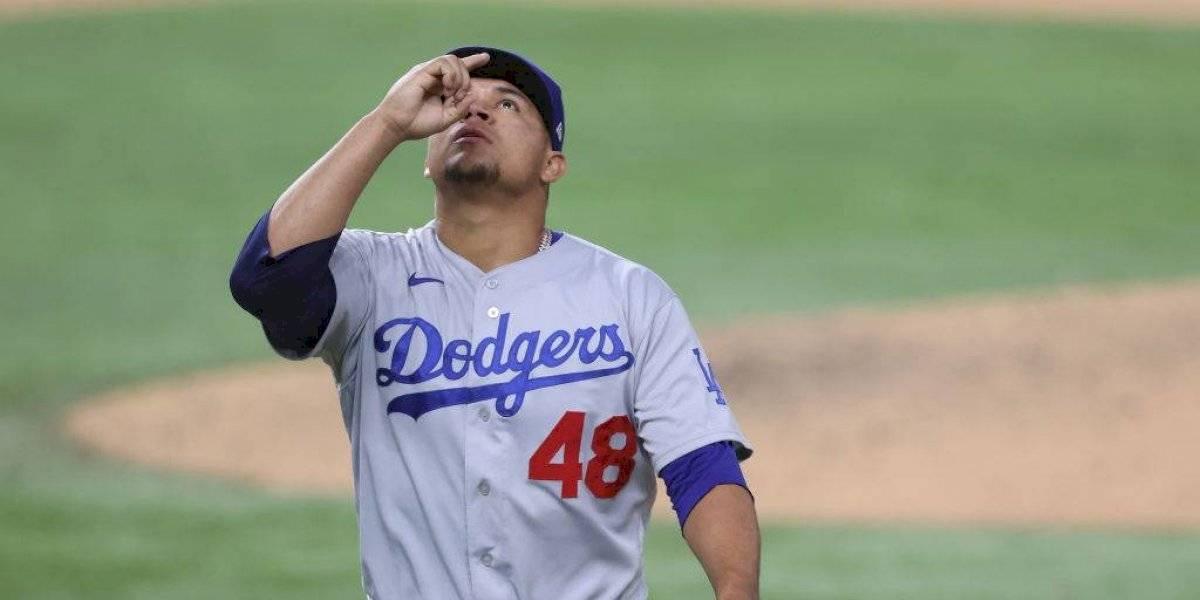 Dodgers se mantiene con vida frente a Atlanta Braves