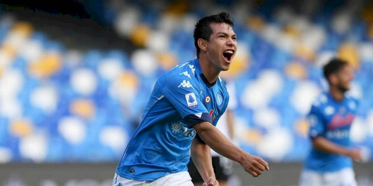 VIDEO: Hirving Lozano marca doblete frente al Atalanta