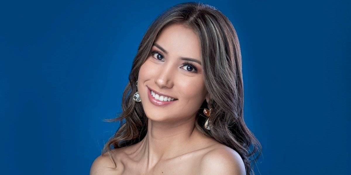 Leyla Espinoza es la nueva miss Ecuador 2020