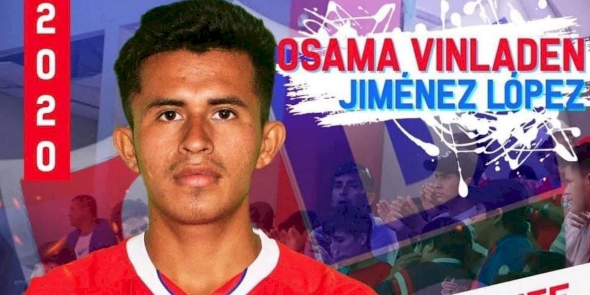 Oleada de mofas en Twitter por el fichaje del jugador Osama Vinladen
