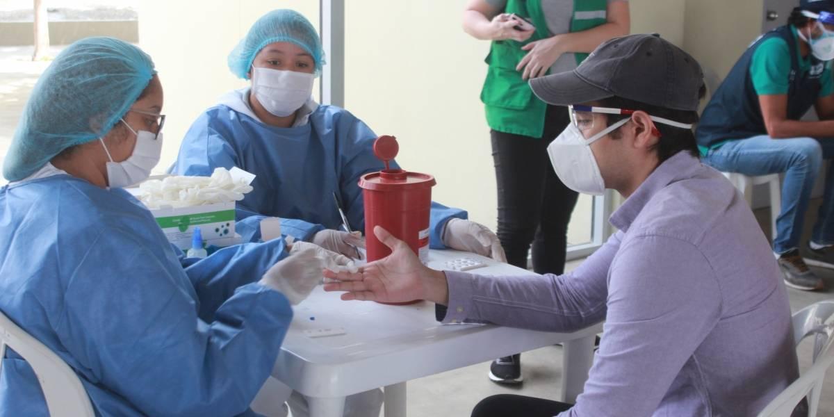 Se registraron más de siete mil nuevos casos de coronavirus en Colombia