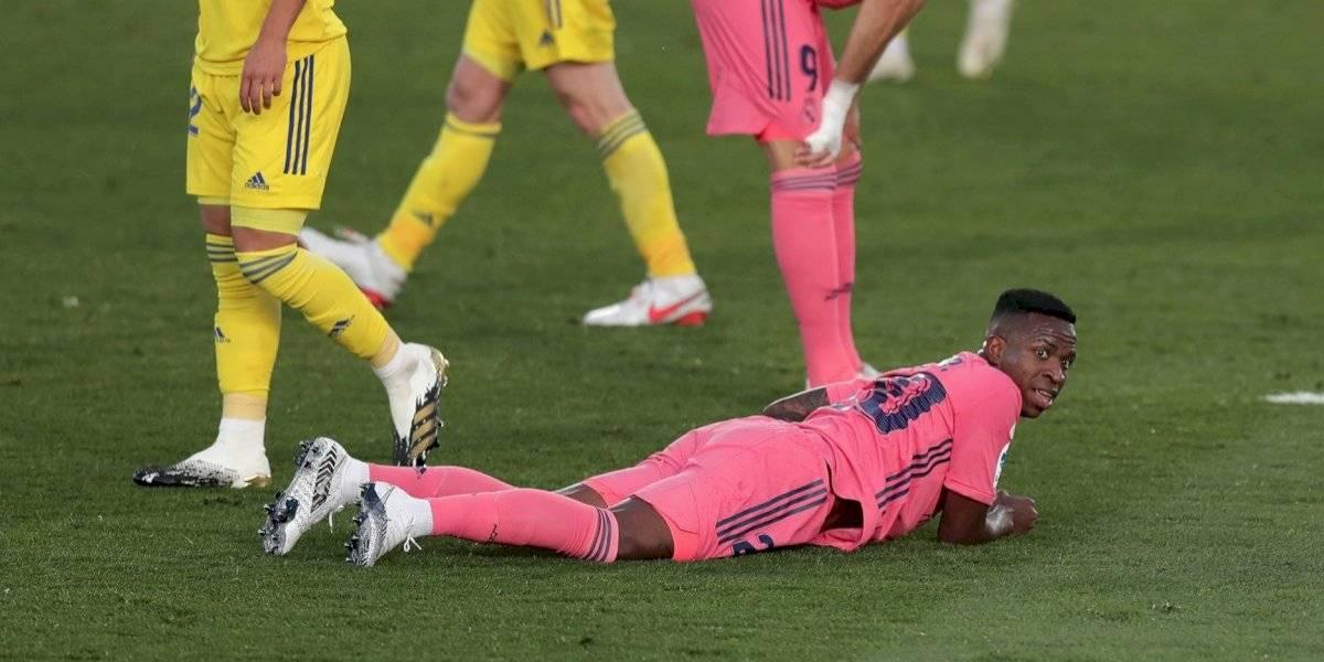 Real Madrid sufre su primera derrota de la temporada ante el Cádiz
