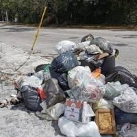 Acumula Cancún 6 mil toneladas de basura en las calles