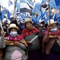 Descartan conteo rápido de votos en las elecciones de Bolivia: tensión en votaciones de La Paz y otras ciudades