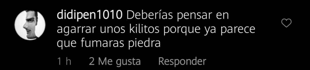 comentario a Daniela Ospina