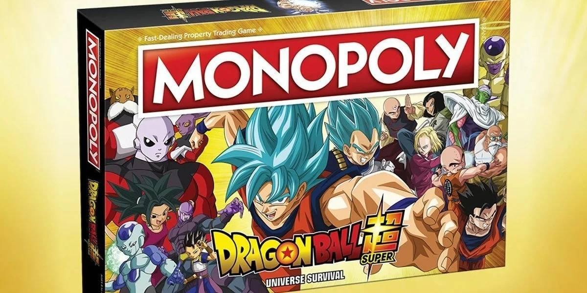 Dragon Ball Super ya tiene un Monopoly y sabes que lo quieres