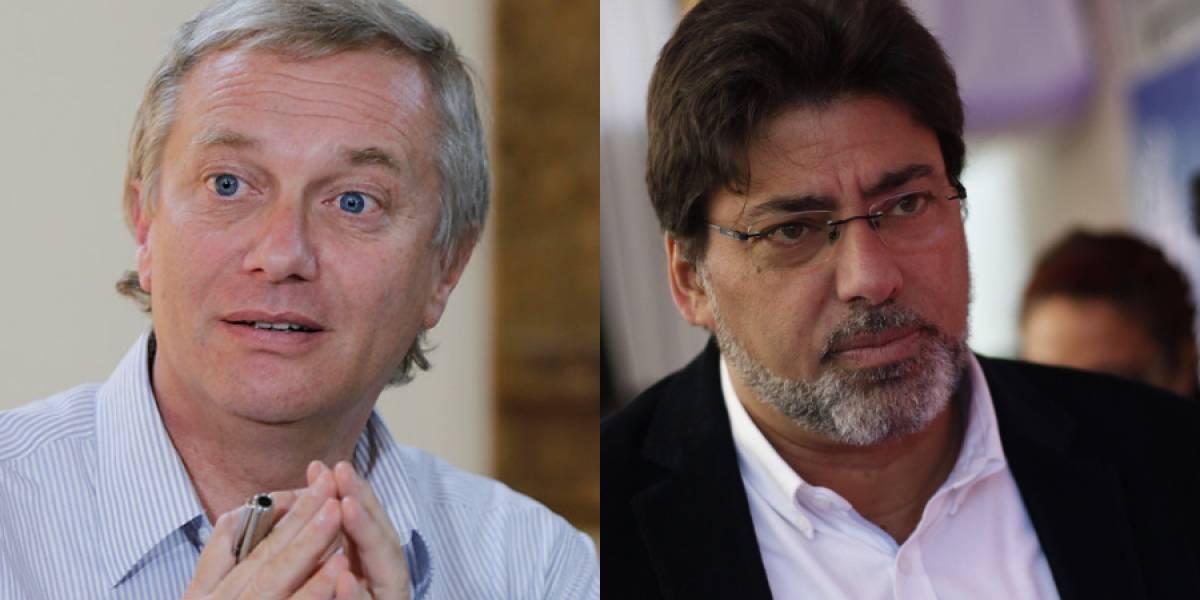 """José Antonio Kast """"solidariza"""" con alcalde Daniel Jadue por incidente en Plaza Baquedano"""