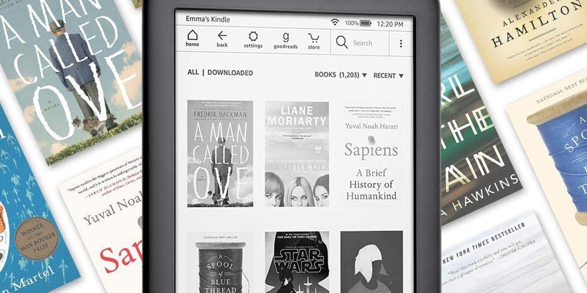Kindle portadas