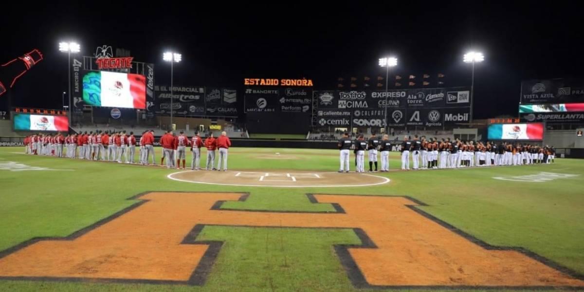 Sonora suspende ingreso de aficionados a los estadios de beisbol