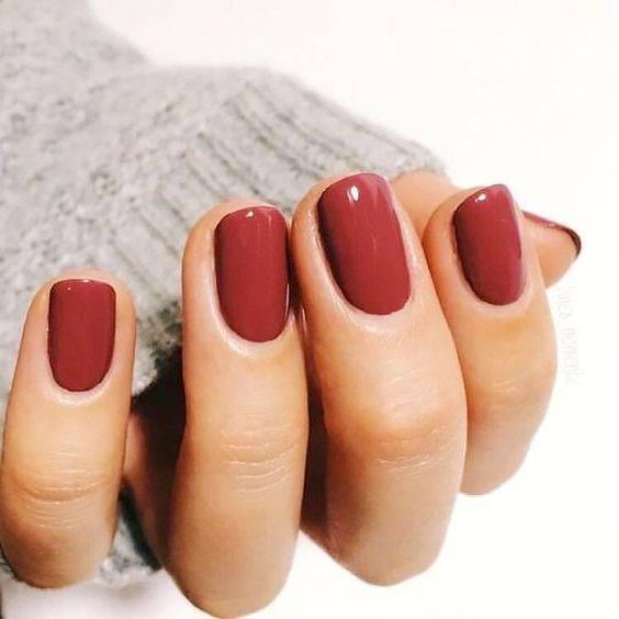 diseños en uñas cortas