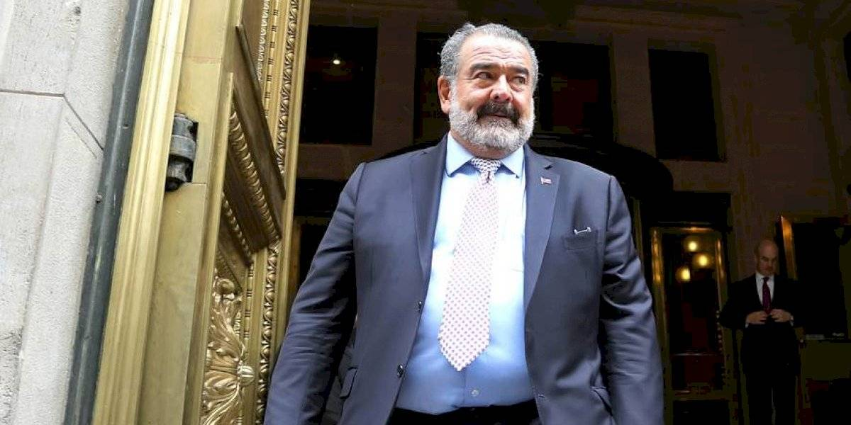 """Andrónico Luksic criticó a la """"primera línea"""": """"Chile es más pobre y desigual que hace un año"""""""