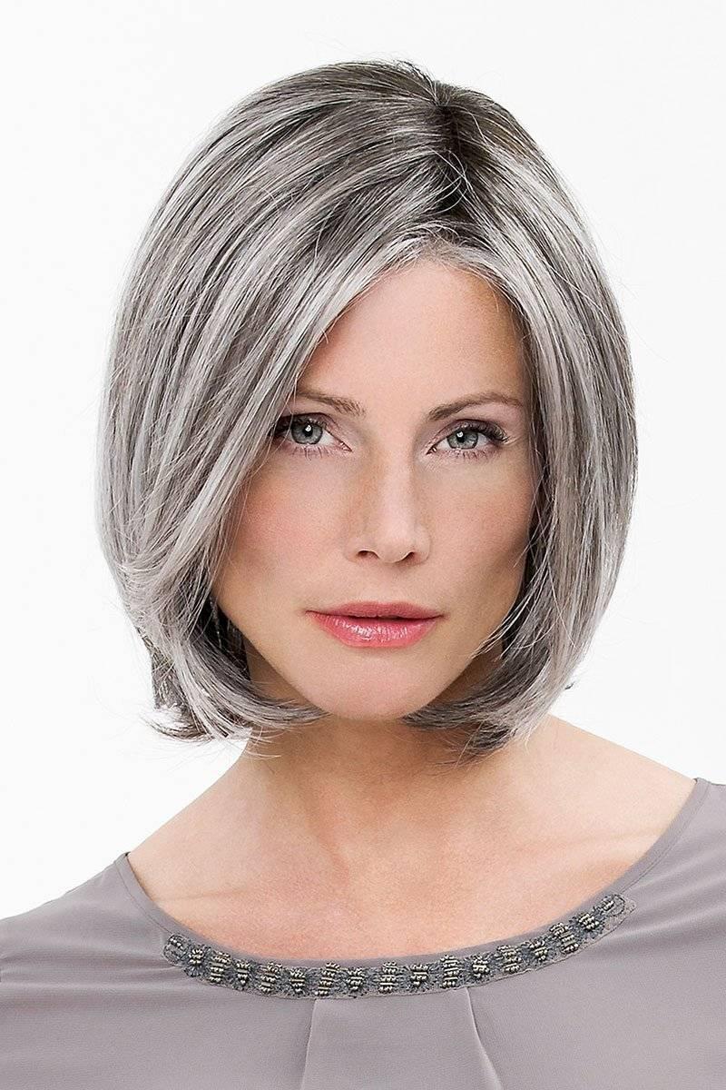 Con un buen cuidado podrás lucir con orgullo tu cabello platinado