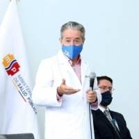 """Juan Carlos Zevallos sobre los casos de reinfección en Ecuador: """"Provocan unas reacciones muy leves; no es de preocupación"""""""