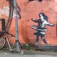 VIDEO: Banksy confirma autoría de una nueva obra de arte en Reino Unido