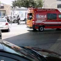 Vehículo atropelló a cuatro personas en la avenida Juan Tanca Marengo, norte de Guayaquil
