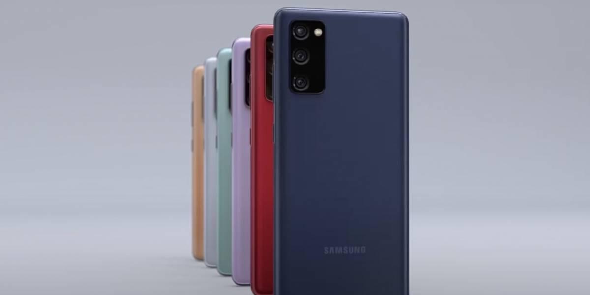Samsung hará un evento virtual del Galaxy S20 FE y tendrán regalos