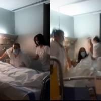 Trabajadoras de la salud protagonizan polémico video y son criticadas en redes sociales