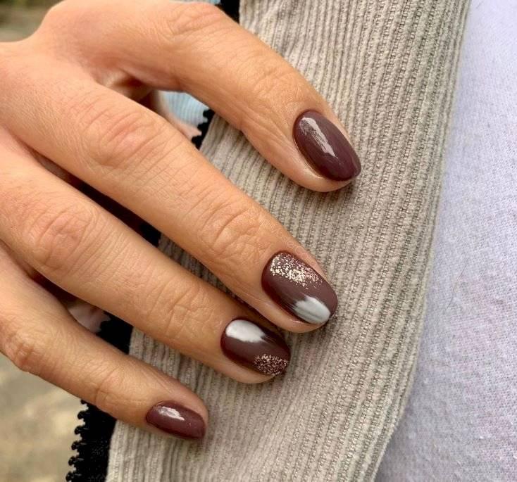 Diseño de uñas para otoño