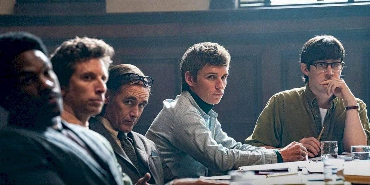 Netflix: El juicio de los 7 de Chicago, la película que muestra la crueldad de la represión policial