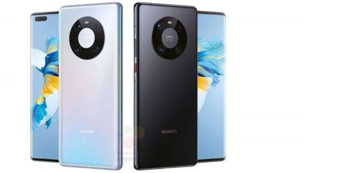 Huawei Mate 40 Pro: se filtra todo a horas de su presentación oficial
