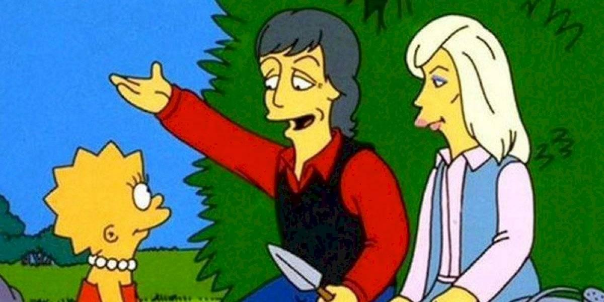 Los Simpson: la increíble condición que impuso Paul McCartney para aparecer en la serie