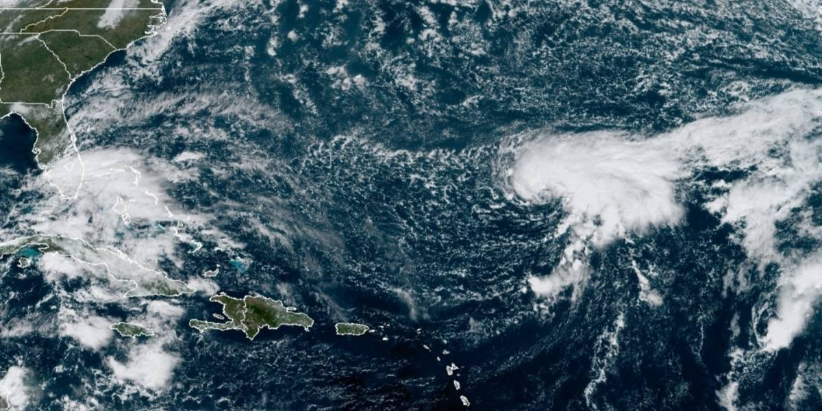 Tormenta Épsilon puede llegar a Bermudas como huracán