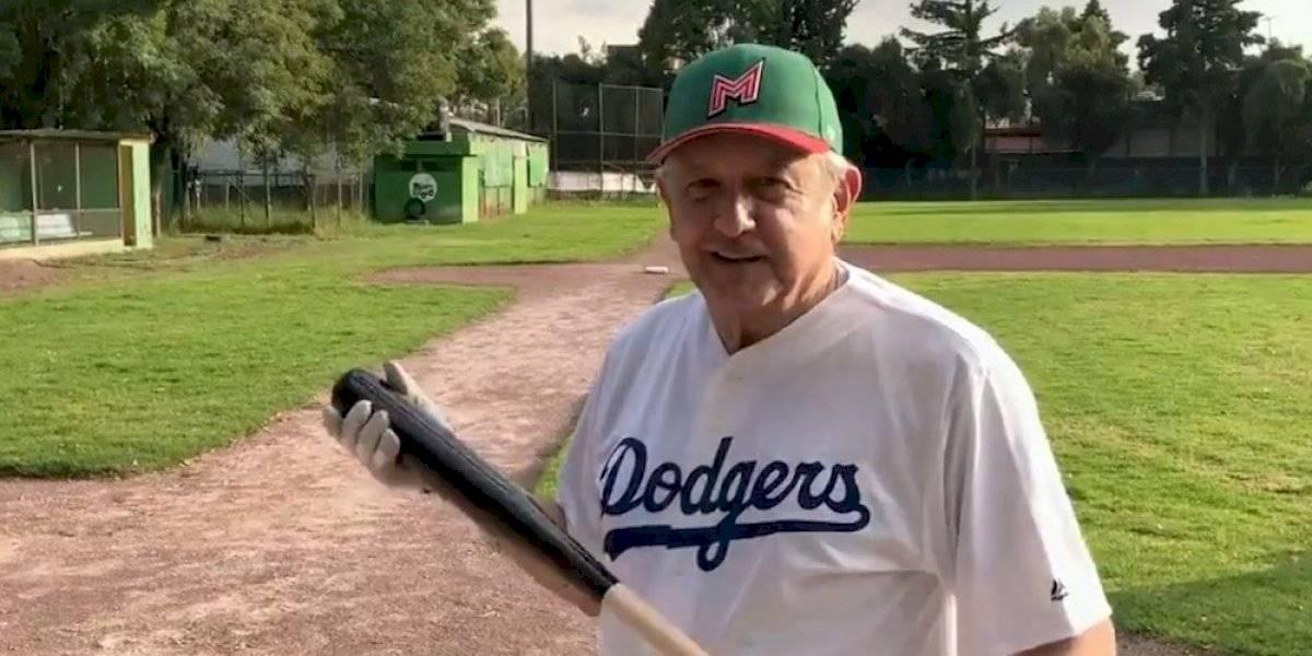 ¿López Obrador le echa la sal a los Dodgers?