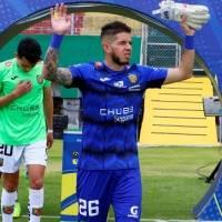 Heras, golero del Deportivo Cuenca, hizo uno de los