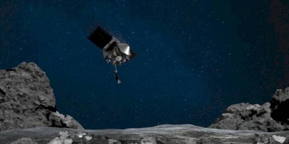Asteroide Bennu: te contamos cuándo y dónde ver la llegada en vivo