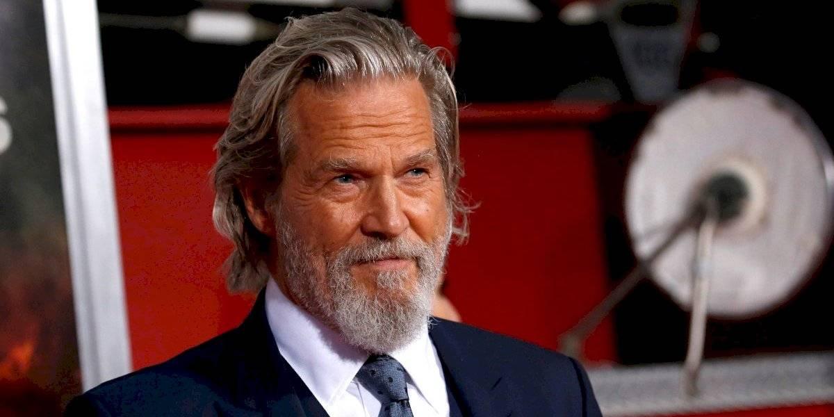 """Jeff Bridges anuncia que tiene cáncer: """"Me han diagnosticado un linfoma"""""""