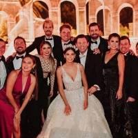 """""""No hubo protocolos"""": Más de 100 invitados a la boda de actor mexicano se contagiaron de COVID-19"""