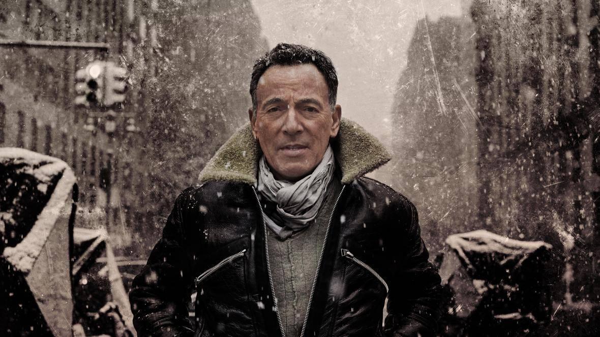 Bruce Springsteen en Apple Music TV.